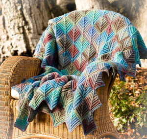 Free Knitting Pattern Mitered Afghan : KNITTING PATTERN MITERED 1000 Free Patterns
