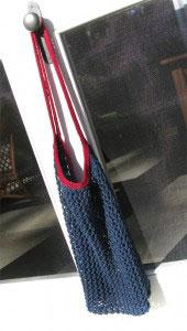 knitting, tote