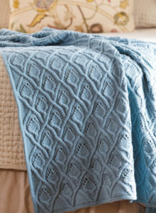 AudKnits Throw