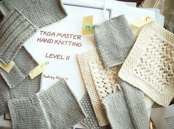 TKGA, Master Hand Knitting