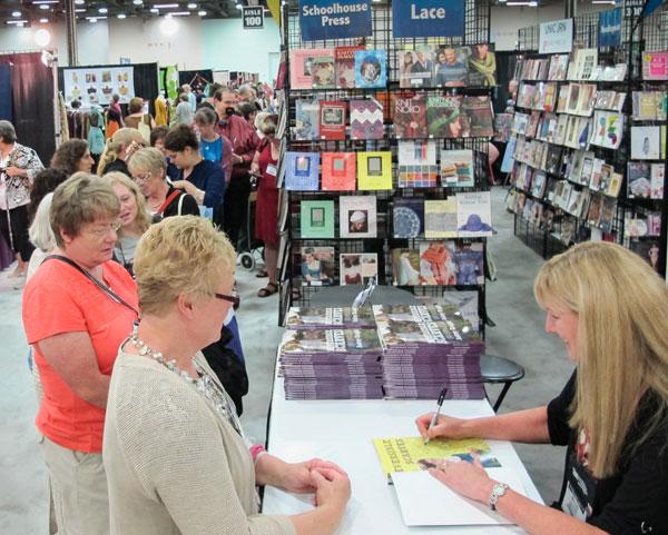 TNNA2013 BookSigning 1