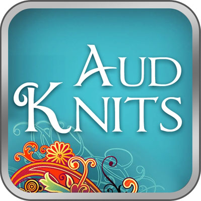 AudKnits iButton, icon, iPad, iPhone