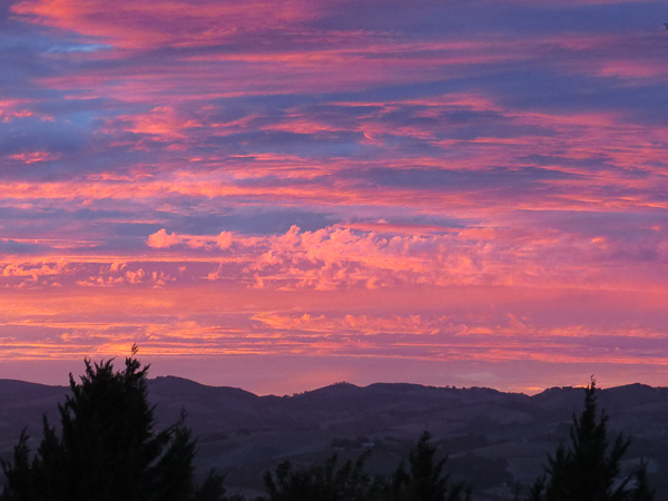 Sunset 2015-2