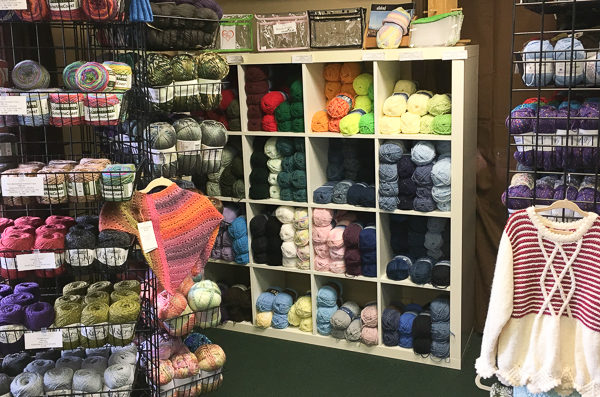 Cornerstone Yarns