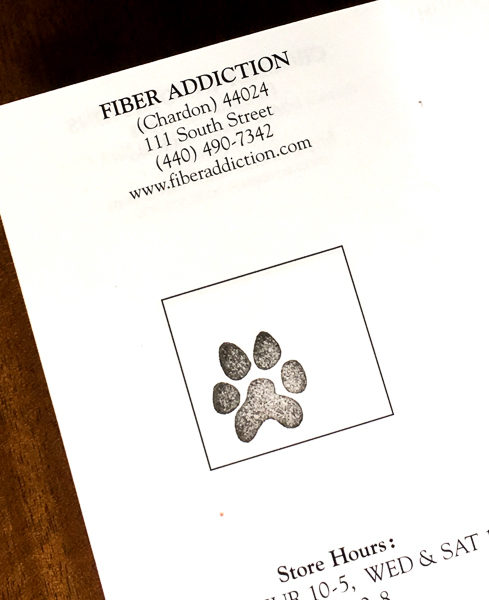 Fiber Addiction passport