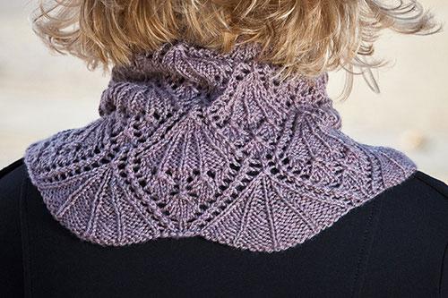 Knitty, knitty.com, cowl, lace, knitting