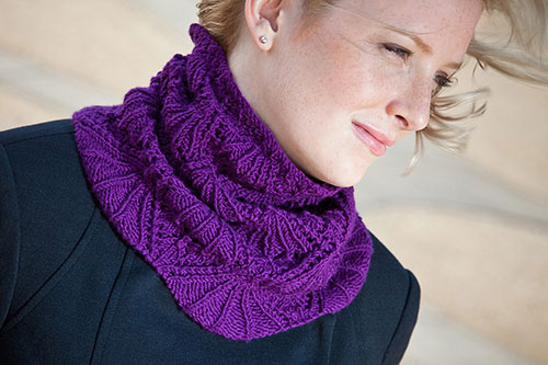 Knitty, knitty.com, cowl, lace