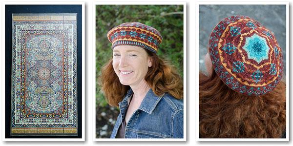 California Revival Knits, fair isle, Stephannie Tallent