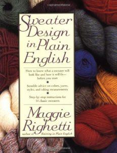 Righetti sweater design