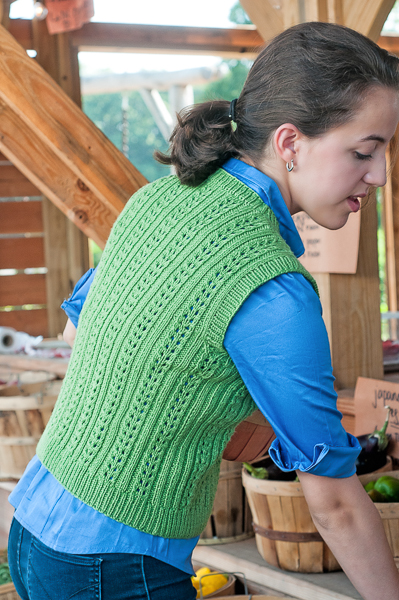 AudKnits Lucy Vest