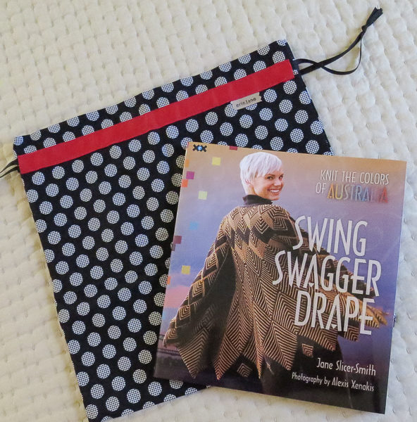 book and bag giveaway