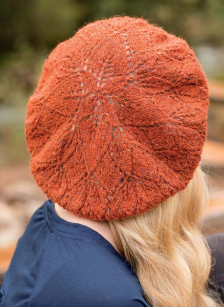 New Lace Knitting hat