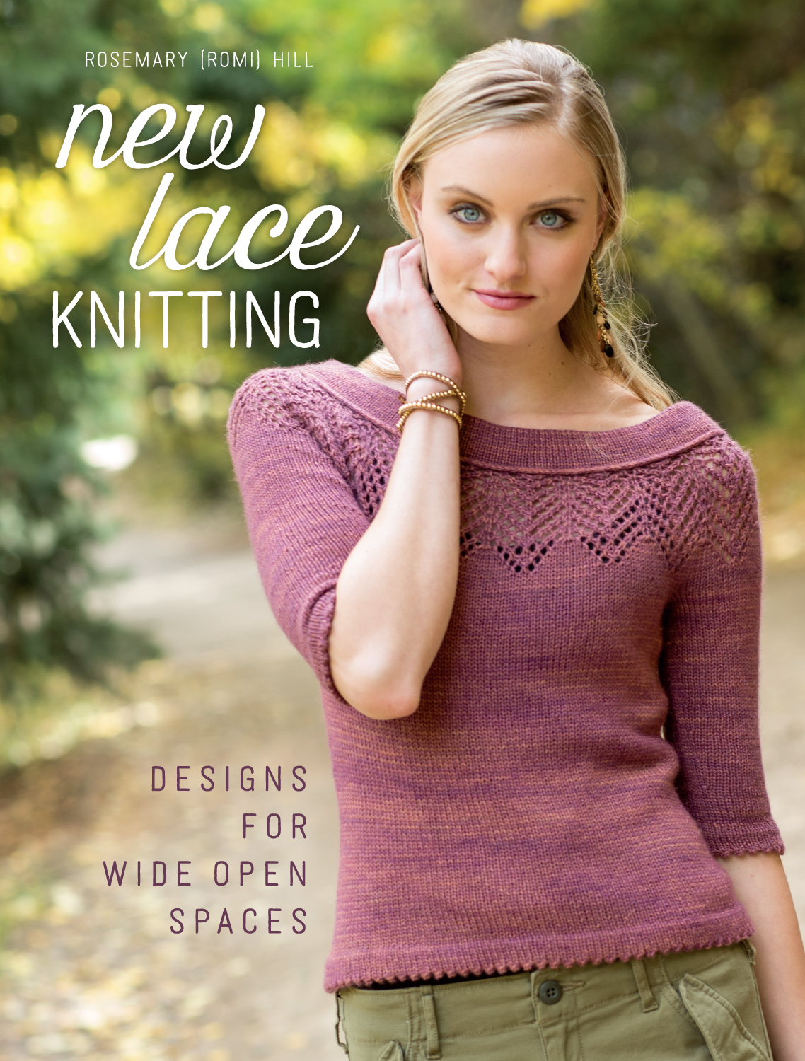 New Lace Knitting cover