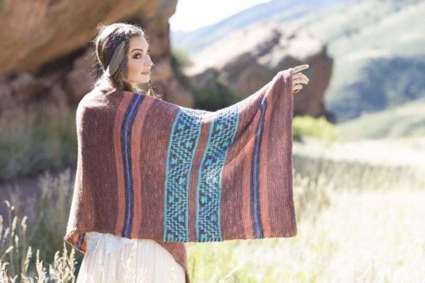 Santa Fe Wrap