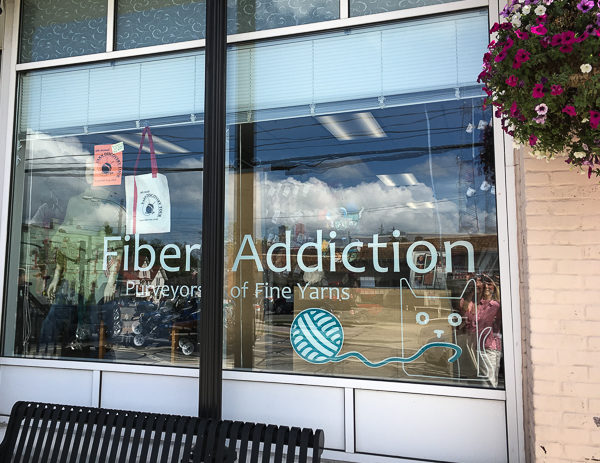 Fiber Addiction storefront