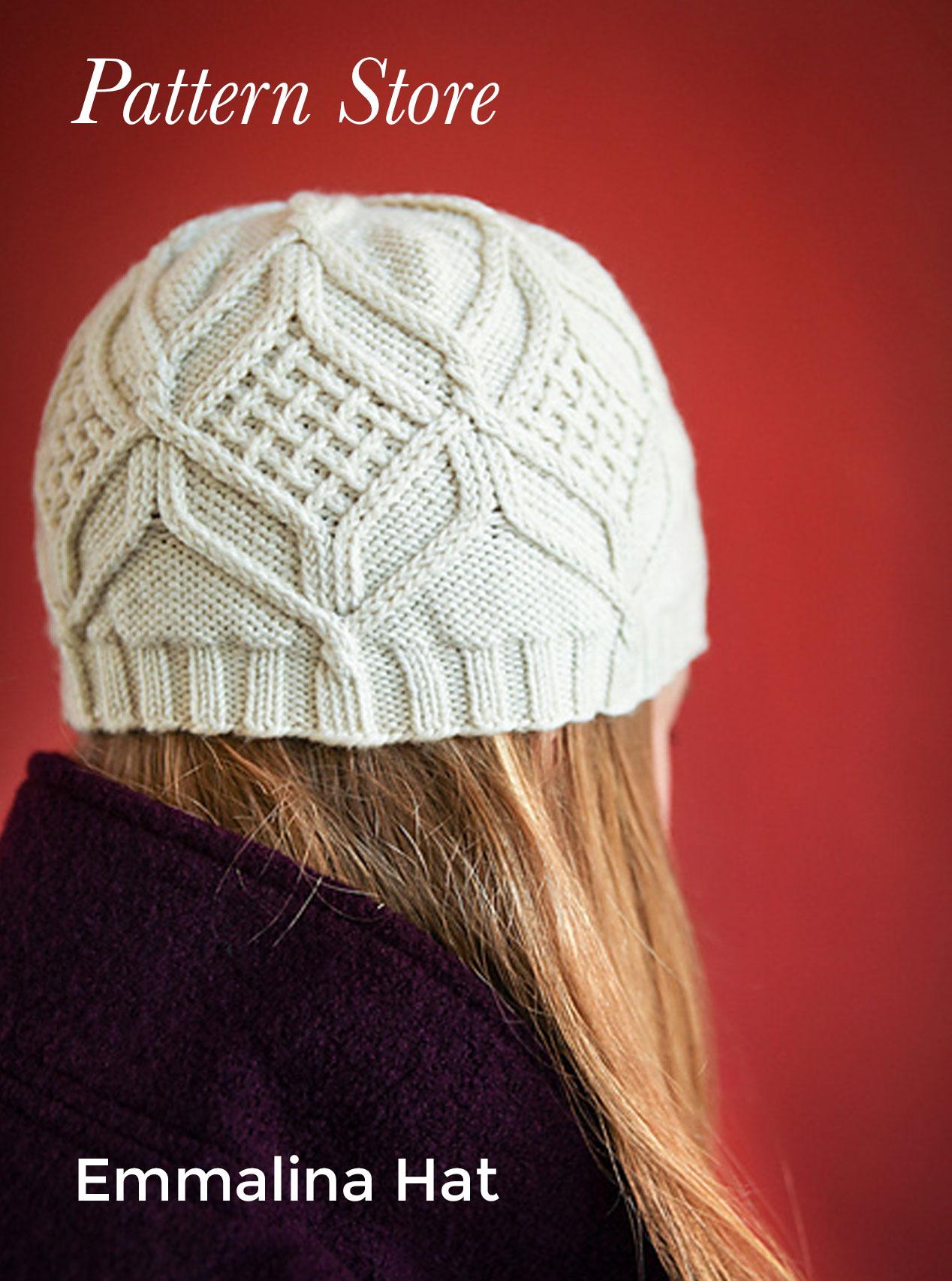 Emmalina Hat Pattern
