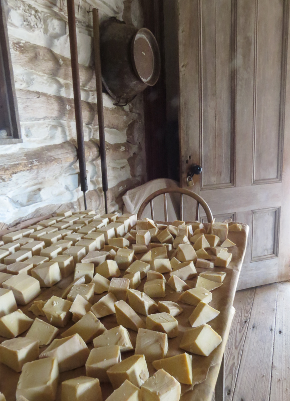 Texas Adventures: LBJ State Park Stone Cabin - AudKnits