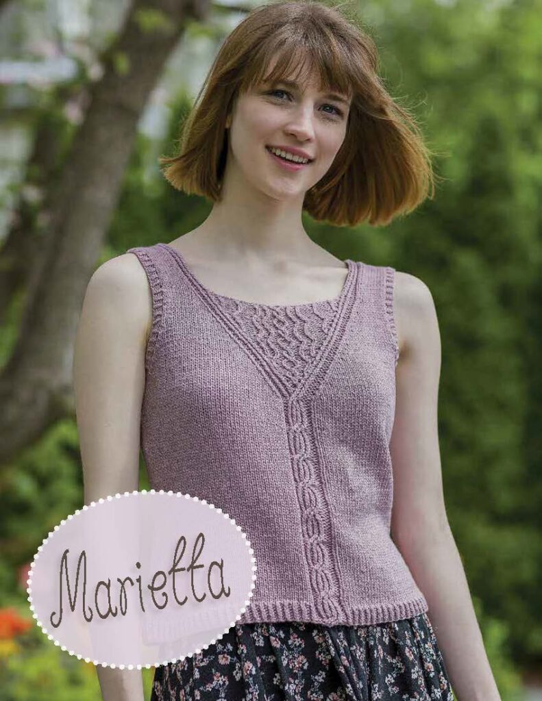 Knitted Tanks Marietta