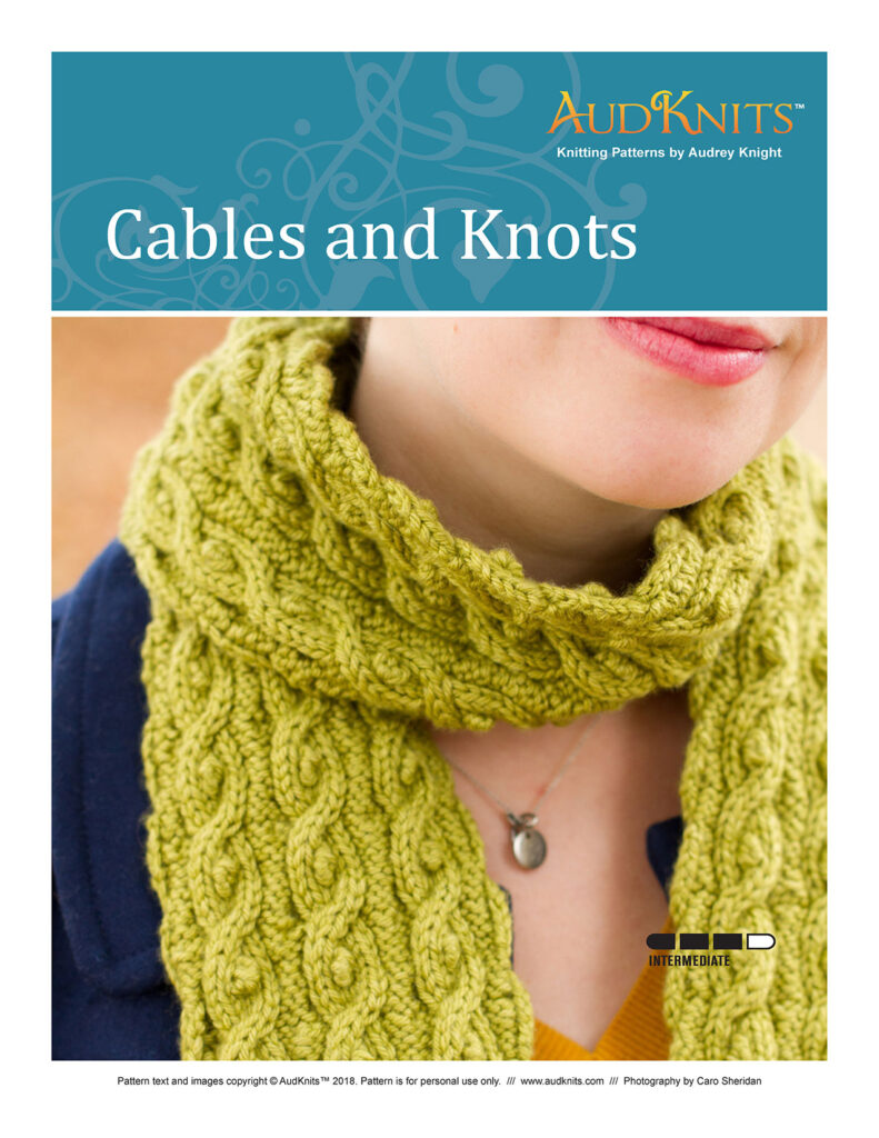 Cables and Knots Cover page