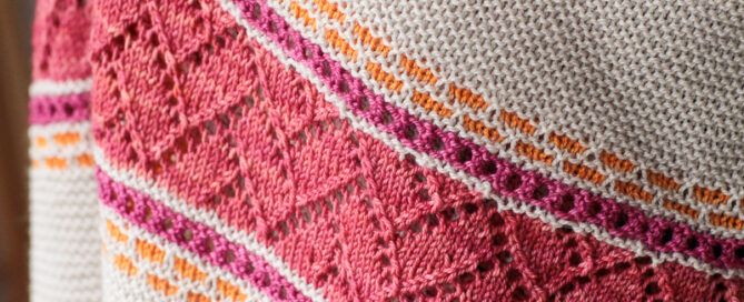 Sugar Pop lace detail