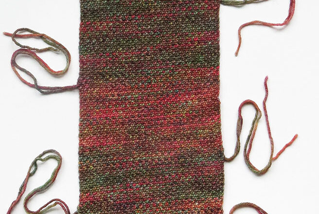 Alternating Yarn